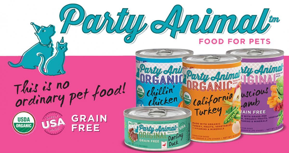 New Vendor: Party Animal | Southeastpet